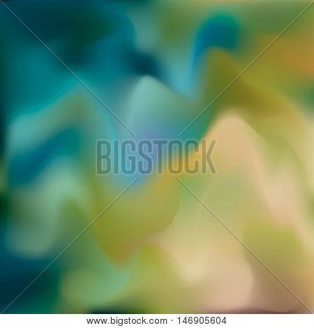 Vector color blur background. Abstract texture. Autumn vintage design