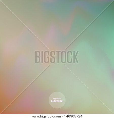 Vector color blur background. Abstract texture. Pastel vintage design background