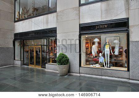 Fashion Store New York