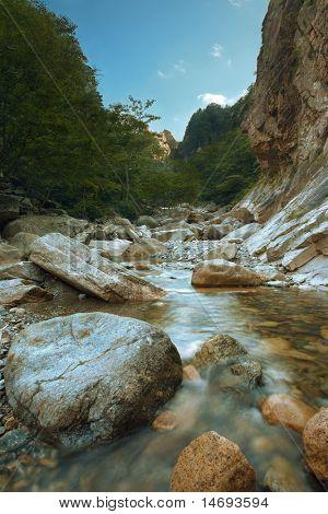 Seoraksan Peak Stream Pool