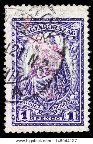 Hungary - Circa 1927
