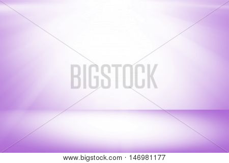 pink gradient studio / Empty Studio. Light Pink Abstract Background / Pink room studio abstract background