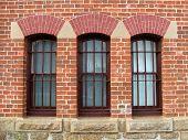 Buildings - Windows poster