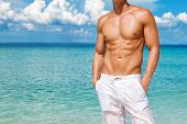 Perfect Beach Body For The Summer poster
