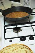 Cooking Pancakes poster