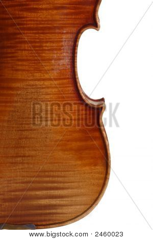 Backside From Violin