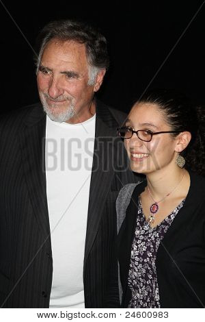 """NEW YORK - OCTOBER 24: Judd Hirsch attends the premiere of """"Tower Heist"""" at the Ziegfeld Theatre on October 24, 2011 in New York City."""