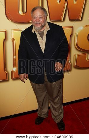 """NEW YORK - OCTOBER 24: Stephen Henderson attends the premiere of """"Tower Heist"""" at the Ziegfeld Theatre on October 24, 2011 in New York City."""