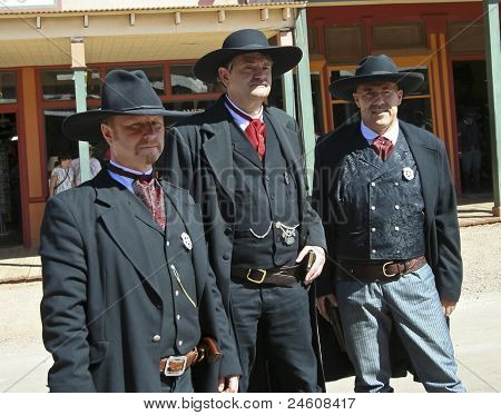 A Earps Of Helldorado, Tombstone, Arizona