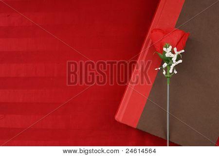 Romance Novel Concept Image