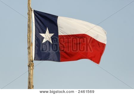 alte Texas-flag