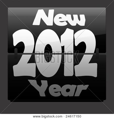 New 2012 Year