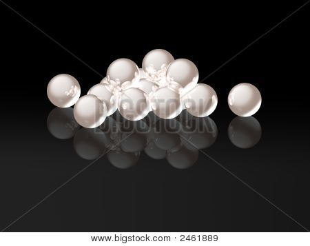 3D Pearls