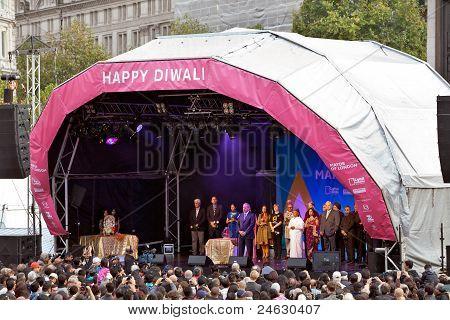 Festival speeches