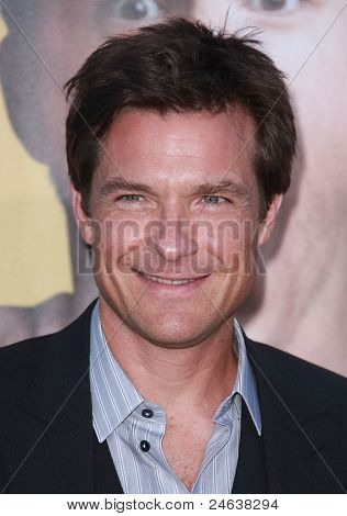 LOS ANGELES - 01 de agosto: Jason Bateman chega para a Premiere de Los Angeles The Change-Up