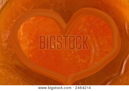 Heart On Honey