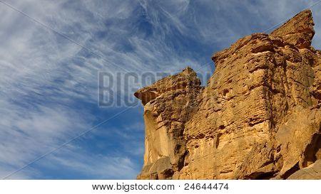 Akakus Mountains, Sahara Desert, Libya