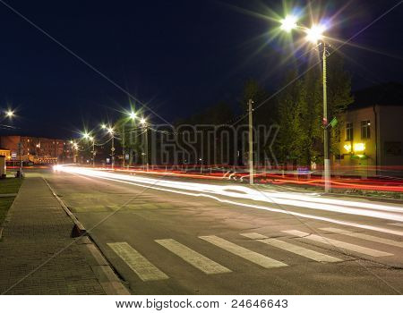 Urban Pedestrian Crossing