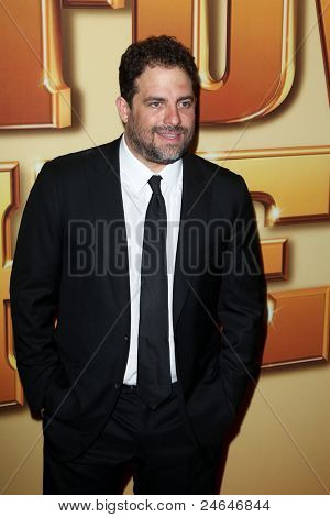 "NEW YORK - OCTOBER 24: Brett Ratner attends the premiere of ""Tower Heist"" at the Ziegfeld Theatre on October 24, 2011 in New York City."