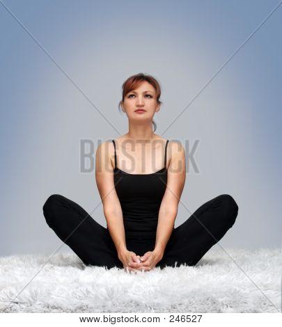 Yoga-Pose 2