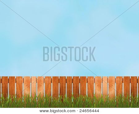 Fence Over The Sky