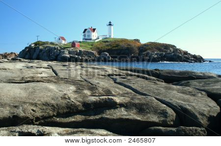 Stock Lighthouse B