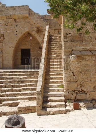Kyrenia, Cyprus - Inside The Kyrenia Castle