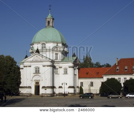 Warsaw, Poland - St.Casimir'S Church