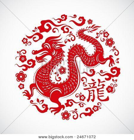 Ano do dragão, ano novo chinês