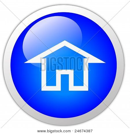 Home Icon Button