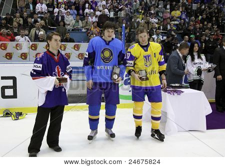 Individual Awards Of IIHF World Championship