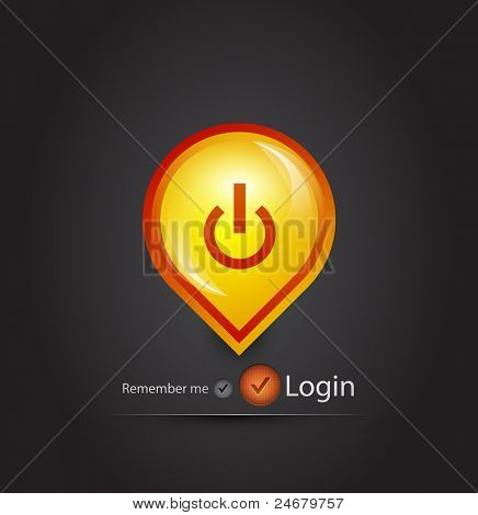 Power pointer login page
