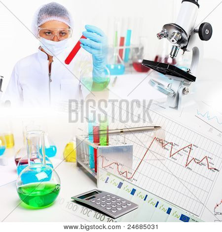 Medicine science and business collage