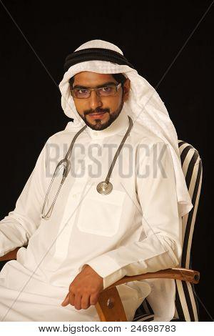 Arabische Arzt