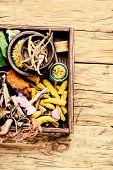 Natural Herbs Medicine poster