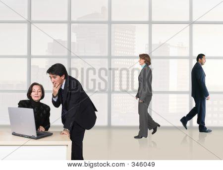 Business Unternehmensumgebung