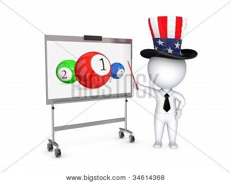 Presentation concept.