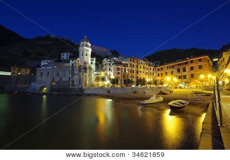 Vernazza Village, Italy