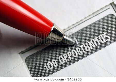 Job Opportunity Calssified