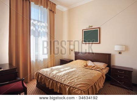 Hotel Bedroom For Two