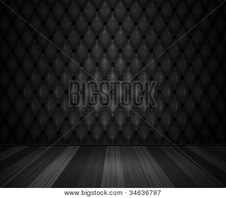 Black Luxury Room