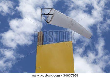 White windsock