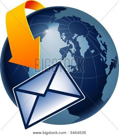 Email Globe