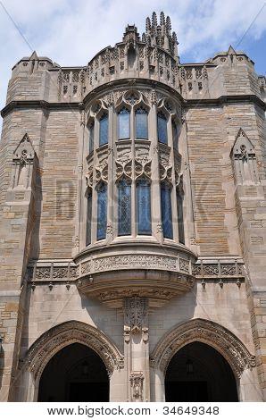 Yale University's famous Law School