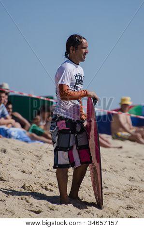 Hugo Santos In The Exile Skim Norte Open 2012