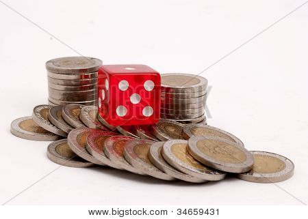 . Given With Coins