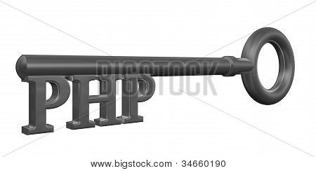 Php Key