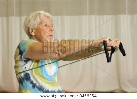 Senior Upper Body Workout