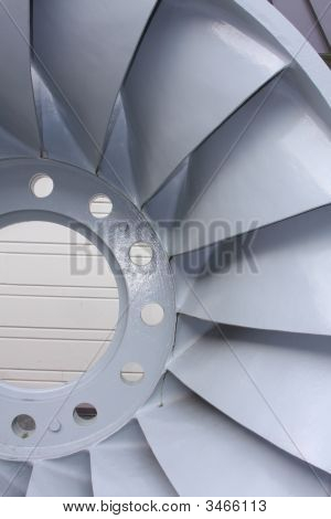 Hydro Electric Turbine Blades