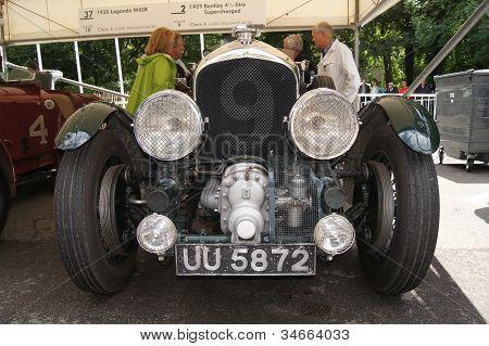 1929 Supercharged Bentley
